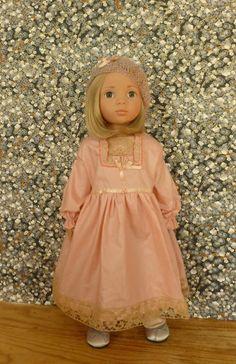 Götz doll clothes Mina Couture Mina robe