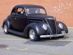 1937 Ford Coupe