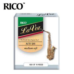 Gonzalez **CLASSIC** Soprano Sax Saxophone Saxo--Box of 10--Hardness # 2.5