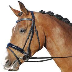 Mooi Rossner Lak hoofdstel verkrijgbaar in de kleuren blauw, bruin, grijs, paars en zwart. Horse Bridle, Lak, Horses, Animals, Animales, Animaux, Animal, Animais, Horse