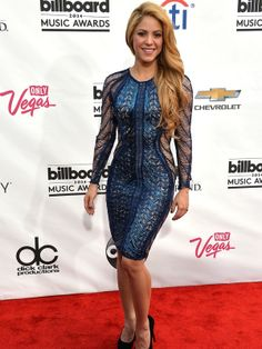 Shakira Getty - Getty Image