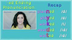 Δωρεάν Μαθήματα Αγγλικών-Προφορά Κατάληξης -ed/-ed Ending Pronunciation Ed Endings, Weather, Clouds, Map, How To Plan, Youtube, English People, Location Map, Maps