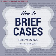 If you're a law student or thinking about going into law school, chances are you know a little bit about the work load and studying. One ...