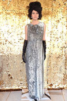 New York Fashion Week Fall 2012 - Chris Benz #nyfw