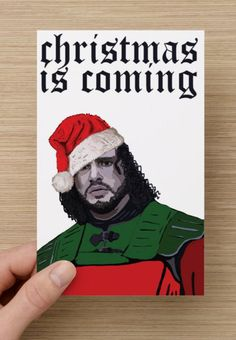 For people who know nothing. | 21 Totally Unexpected Holiday Cards To Send This Year