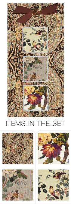 """""""3474 - Liberty Prints bookmark"""" by niwi ❤ liked on Polyvore featuring art"""