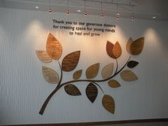 Image result for donor wall BRICKS