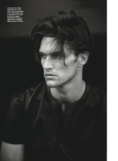 Hair-spiration  Shaun DeWet is a Man of Style for Details from Pure Management Models South Africa
