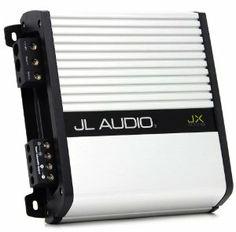 JX500/1D - JL Audio Monoblock 500W RMS Class D JX Series Amplifier by JL Audio. $164.97