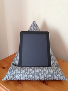 Bean Bag Stand for iPad tablet or ereader by CowslipDesigns, £10.00