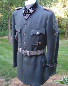 Waffen SS Gruppenfuhrer