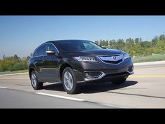 2016 Acura RDX Video Review and Road Test by Kelley Blue Book's Zach Vlasuk