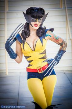 Cool Cosplay: Black Canary, Wolverine, And More!