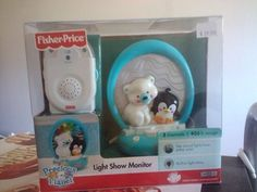 don't like the polar bear...but it has a penguin penguin items for baby | kids items baby monitor bakersfield 1 light show baby monitor penguin ...