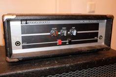 Dynacord Bass King T - Vintage Röhrenverstärker mit Allsound Box in Bayern - Schwarzenbruck | Musikinstrumente und Zubehör gebraucht kaufen | eBay Kleinanzeigen