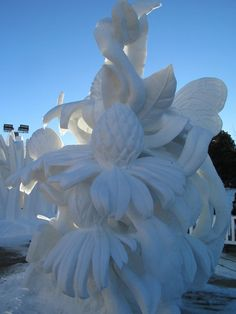 7NEWS - IMAGES: Breckenridge International Snow Sculpture Championships 2014 - News Gallery