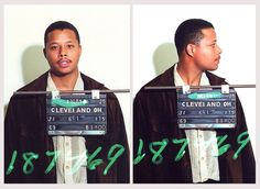 Actor Terrence Howard was arrested in August 2000 after causing a disturbance on an airplane. Howard allegedly assaulted a Continental Airlines flight attendant after refusing her request to return to