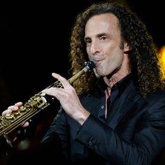 Kenny G 1956- saxophonist