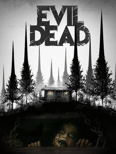 """Minds Delight » """"Evil Dead"""" Remake – ein sehr schönes Motion-Poster"""