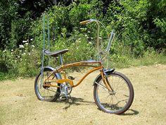► Original Coppertone 1967 Huffy Rail Stingray Muscle Bike BICYCLE