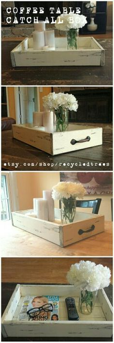 I like the bottom picture. I feel like it's cute and a good way to not lose the remotes.