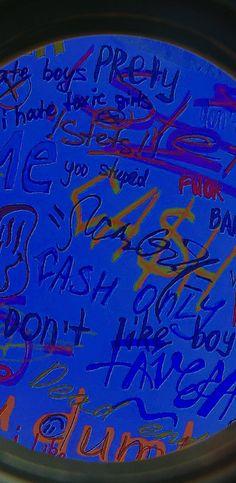 Aesthetic Backgrounds, Aesthetic Iphone Wallpaper, Wallpaper Backgrounds, Aesthetic Wallpapers, Graffiti Drawing, Graffiti Lettering, Street Art Graffiti, Aesthetic Grunge, Blue Aesthetic