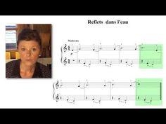Comment aborder une nouvelle partition de piano ? - YouTube