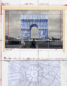 Official website of artists Christo and Jeanne-Claude. Features photographs and texts about completed projects and works in progress. Christo And Jeanne Claude, Art Fund, National Police, Gaulle, Triomphe, Create Words, Yarn Bombing, George Washington Bridge, 2017 Photos