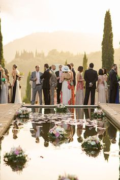 Liz and Jonathan's Wedding in the South of France