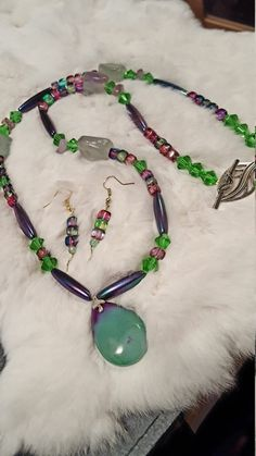 Simply Jade Set by HisHeartbeat on Etsy