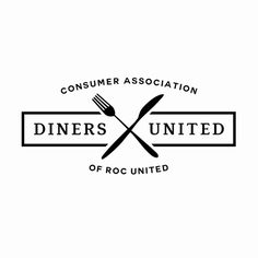 Diners United �20Design a stunning logo for nonprofit fighting for restaurant workers' rights
