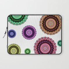 Buy Colorful Mandalas Laptop Sleeve by haroulita. Worldwide shipping available at Society6.com. Just one of millions of high quality products available.