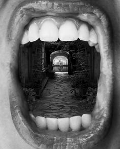 These fantastic photo manipulations are the work of Thomas Barbey.  He uses either a Mamiya RB 67 or several old Canon AE-1s to shoot the photos and then overlaps negatives until he obtains the right mix.
