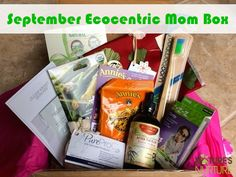 ecocentric mom box october | ecocentric mom box is here if you don t know about ecocentric mom ...