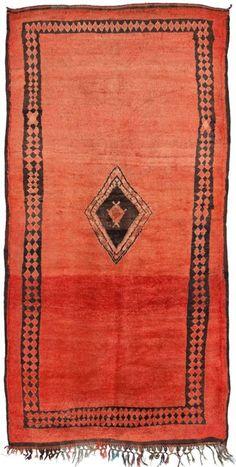 Madeline Weinrib Vintage Moroccan Carpet
