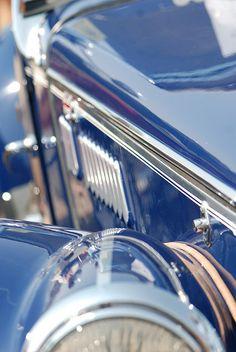 #vintage #blue #car