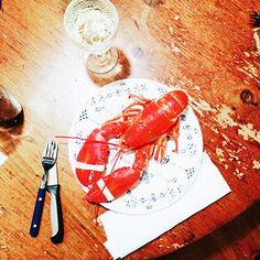 Lobster ! Homard du Maine