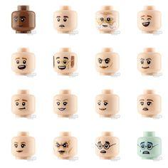 NEW HP CMF2 PARTS - 1 . Available at firestartoys.com . #lego #afol #tfol #kfol #harrypotterlego #legoharrypotter #bricknetwork #legophoto #legography #toyphotography #legostagram #legominifigure #legominifigures #legominifigs #legophotography #legogram #legos #minifigurehq #legolover #geekgifts #legosigfig #sigfig #instalego #brickinspired #Regram via @CEwkJ73hL_C Lego Minifigs, Lego Photography, Lego Parts, Lego Harry Potter, Field Hockey, Cool Lego, Lego Ideas, Geek Gifts, Legos