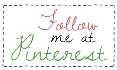 Follow me! (Please?) Thank you!I  If you are going to clear my boards, be kind enough to follow!