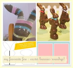 My Favourite Few : Easter Bunnies Roundup