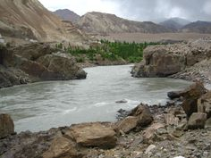 Another most breathtaking beauty deep inside Ladakh...