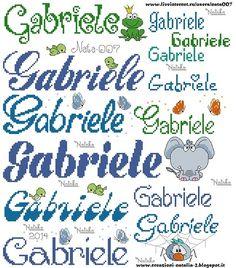 Gabriele, Gabriel - nomihttp://img-fotki.yandex.ru/get/4508/..._6276a245_origLo schema in PDF � nel blog: Gabriele, Gabriel - nomi.
