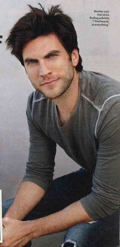 Rob McNulty spends the next 15 years living down what his father did, trying to find a life away from violence. (Wes Bentley)