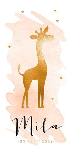 Baby Cards, Babyshower, Giraffe, Moose Art, Poster, Animals, Giraffes, Animales, Animaux