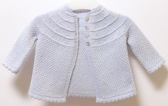 You can find all my patterns in English here : https://www.etsy.com/fr/shop/LittleFrenchKnits?section_id=15372772&ref=shopsection_leftnav_1 You can find all my patterns in French here : https://www.etsy.com/fr/shop/LittleFrenchKnits?section_id=15370495&ref=shopsection_leftnav_2 Baby Jacket / Knitting Pattern Instructions in French PDF Instant Download 3 Sizes : 3 / 6 and 9 months Materials : 100 % Merin...
