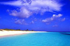 Anguilla - one of the most beautiful beaches and islands i have ever been on - white sand, crystal blue waters, and not a soul in sight