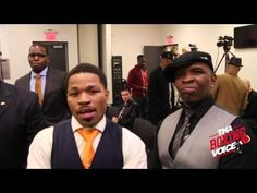 "Shawn & Ken Porter Unedited ""Keith Thurman Not One Time He's Ducking Som..."