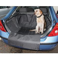 Coopers of Stortford Car Boot Liner with Bumper Flap