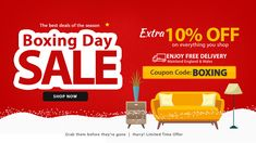 Boxing Day Furniture Deals & Offers - Get Up to 80% + Extra 10% Off on on Dining, Living room, Bedroom Furniture, Oak & Walnut Furniture, the biggest furniture shopping day of the year, It's start now. Last Chance to Extra Saving Don't miss out!!  #BoxingDaySale #BoxingDayShoppingSale #BoxingDayDeals2018 #BigBoxingDayFurnitureDeals #BoxingDay #BoxingDayDeals Walnut Bedroom Furniture, Ikea Furniture Makeover, Leather Living Room Furniture, Diy Furniture Projects, Furniture Deals, Furniture Shopping, Diy Projects With Old Doors, Boxing Day, Vintage Shabby Chic