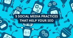 Social Media and SEO are two highly related strategies - discover 5 ways SMM can help with your site's search rankings and authority. Social Media Marketing, Digital Marketing, Local Companies, 5 Ways, Infographic, Author, Infographics, Writers, Visual Schedules